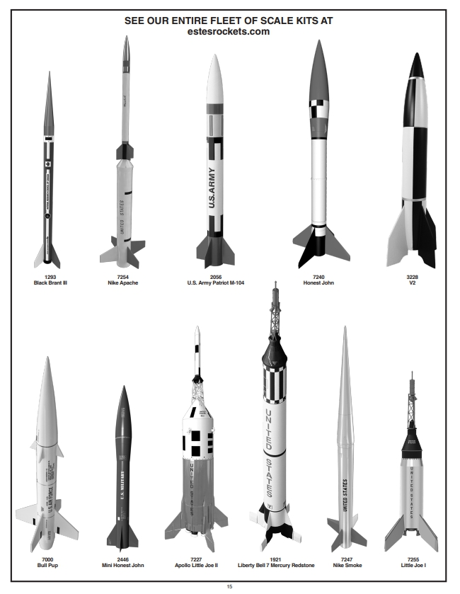 Model Rocket Building: Mistake in Estes #1969 Saturn V