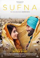 Sufna (2020) Full Movie [Punjabi-DD5.1] 1080p HDRip ESubs Download