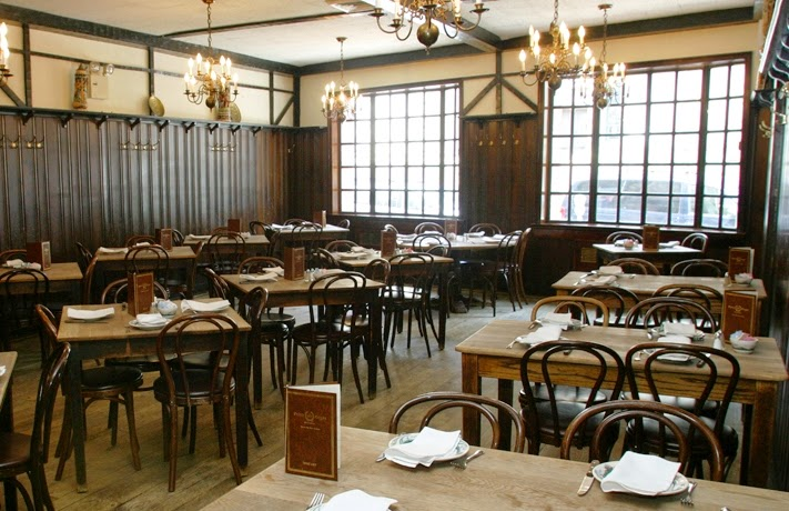 Restaurante Peter Luger Steak House em Nova York