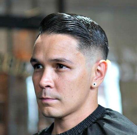 Top 25 Model Potongan Rambut ala Barber Shop yang Paling ...
