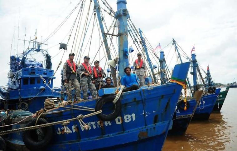 Kapal pencuri ikan