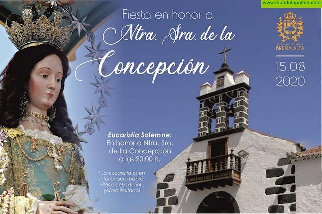 Fiesta de la Concepción 2020 - Breña Alta