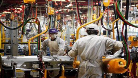 مؤشرات قطاع الصناعات