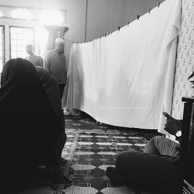 Tenanglah Disana Ayah. Al-fatihah.