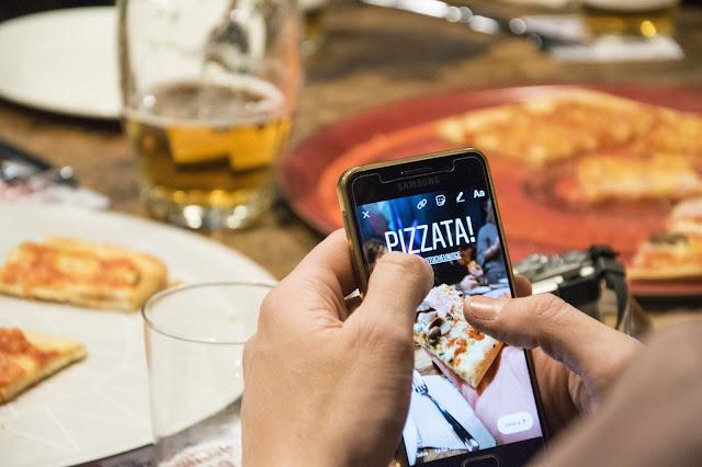 Pizzata - cameo e Gnammo