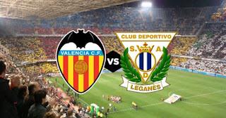 مشاهدة مباراة فالنسيا وليغانيس بث مباشر بتاريخ 20-10-2018 الدوري الاسباني
