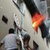 VÍDEO: Eletricista entra em imóvel em chamas e salva quatro crianças de incêndio, assista