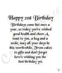 21st Birthday Quotes For Women. QuotesGram