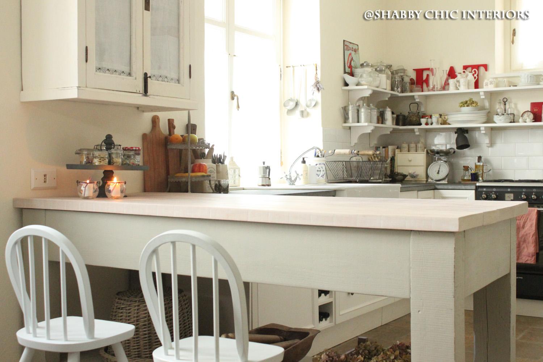 Tavoli Da Cucina Shabby : Cucina shabby chic tavolo shabby chic fai da te up regardsdefemmes