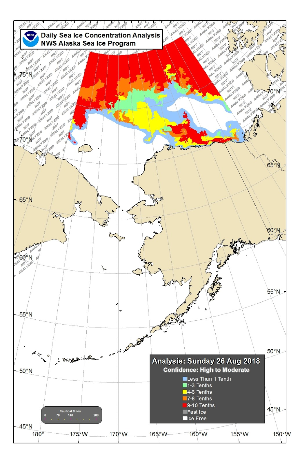 you don t dare say the anchorage weatherman s sea ice map shows it to be a 9 10 blockage
