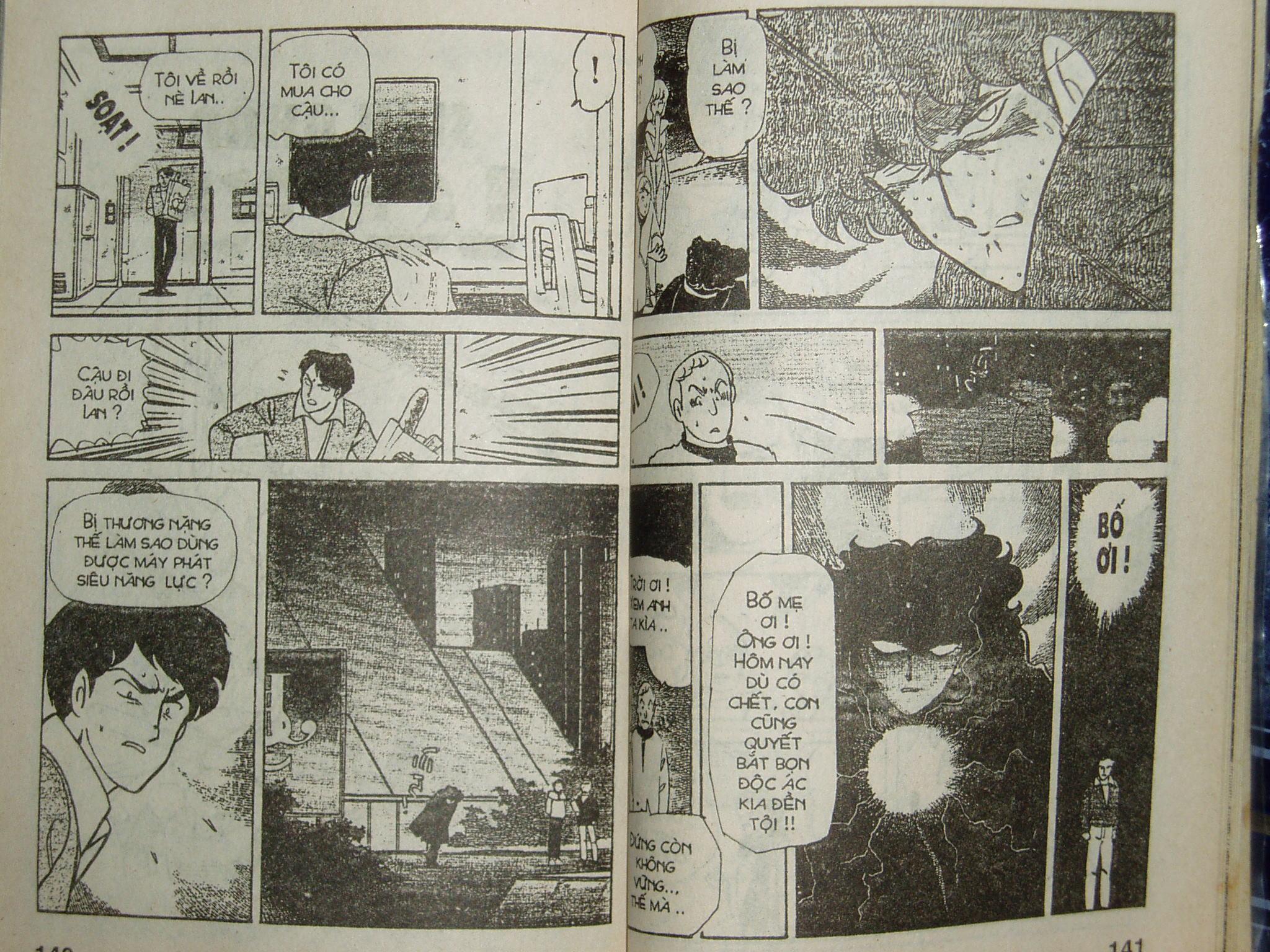 Siêu nhân Locke vol 14 trang 70