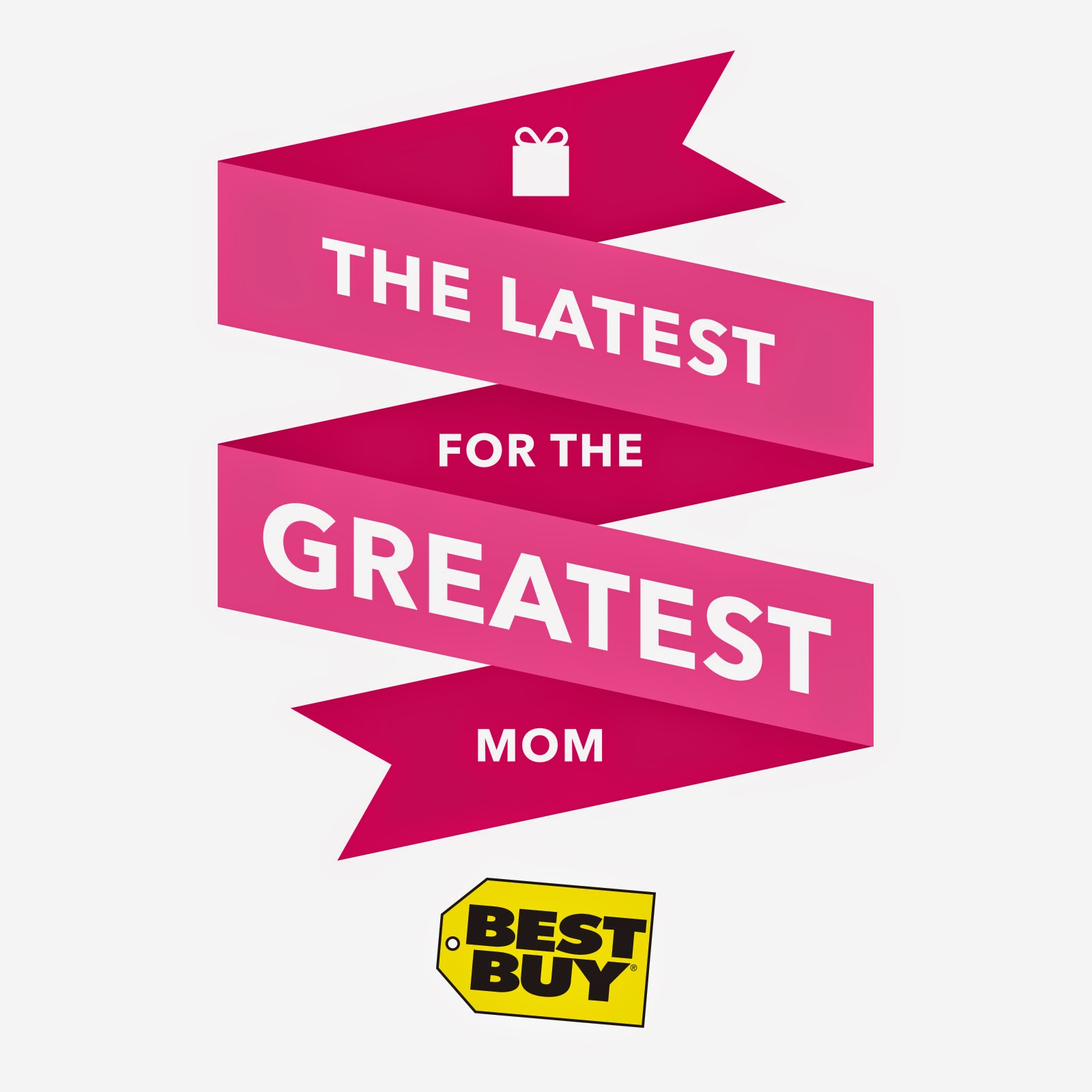 Best Buy Latest and Greatest for Mom Graphic