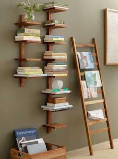 Várias ideias para usar como prateleiras na sua casa!