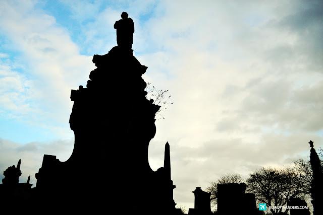 bowdywanders.com Singapore Travel Blog Philippines Photo :: Scotland :: Glasgow Necropolis: Scotland's Instagram Worthy Graveyard