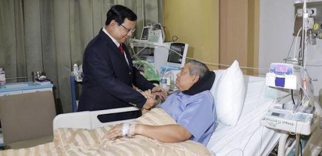 SBY dan Prabowo Ketemu Hari Ini, Demokrat Buka Peluang Publik Kasih Titipan