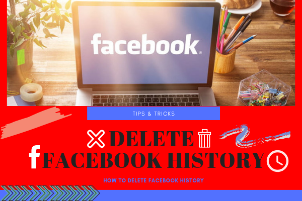 How To Delete Search History On Facebook<br/>