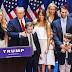 Langkah Pertama Trump, Lantik Naib Presiden dan 3 Anak Beliau Sebagai Anggota Kabinet