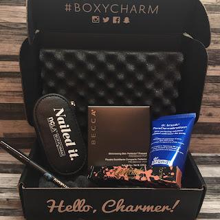 Boxycharm October 2017 Unboxing