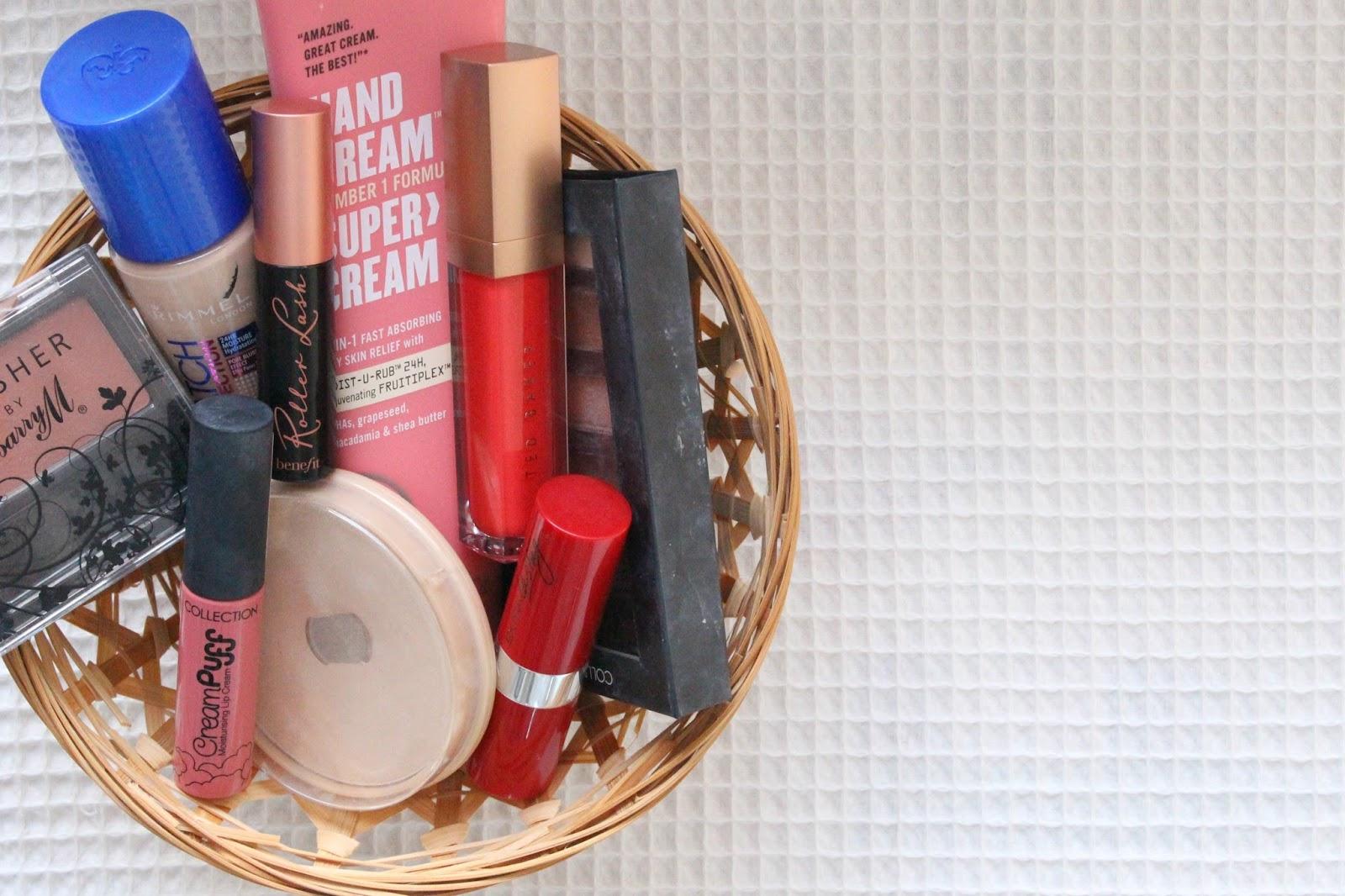 2015 Beauty Favorites makeup beauty bloggers YouTube Zoella
