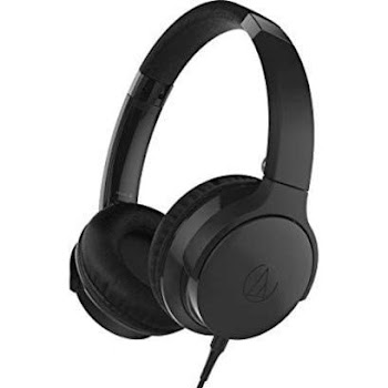Audio-Technica ATH-AR3iSBK