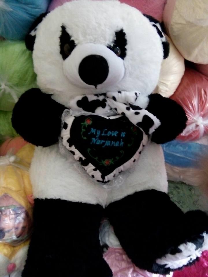 Boneka Panda Super Jumbo 11 Meter - A Big Deal 6eee0ea91c