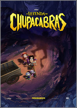 capa A lenda do Chupacabra   Legendado