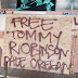 Tommy Robinson Thugs Attack Glasgow Charity Project
