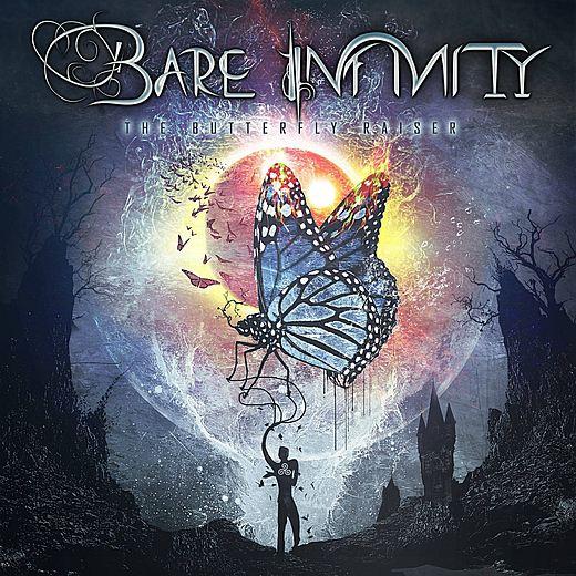 BARE INFINITY - The Butterfly Raiser (2017) full