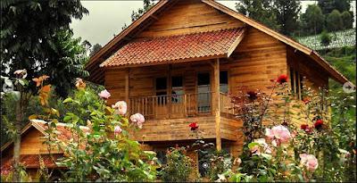 wisata di garut Kebun Mawar Situhapa