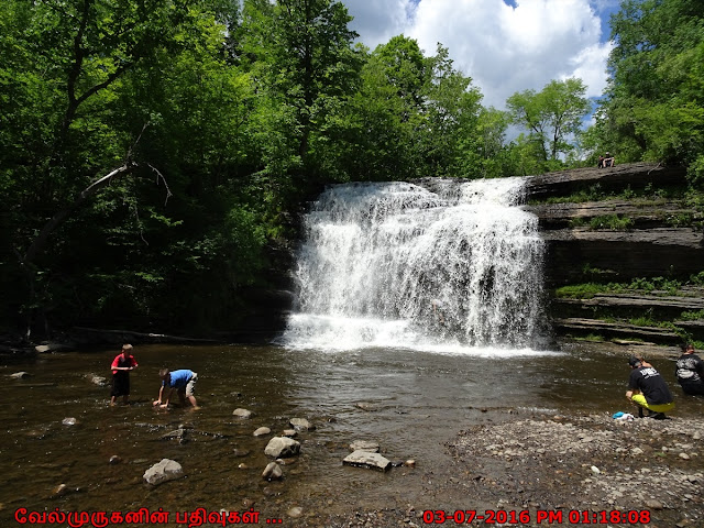 Pixley Falls New York
