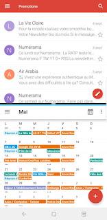 Galaxy Note 9 لوحة اختصارات التطبيق المزدوج
