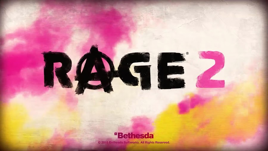 bethesda announces rage 2