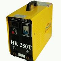 Máy hàn que Hồng Ký 250T sử dụng công nghệ inverter chất lượng cao