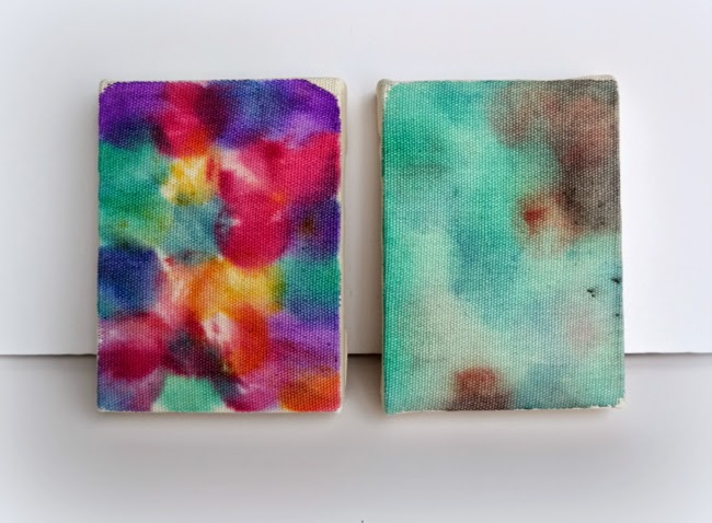 Bokeh Canvases A Kids Craft Tutorial by Dana Tatar