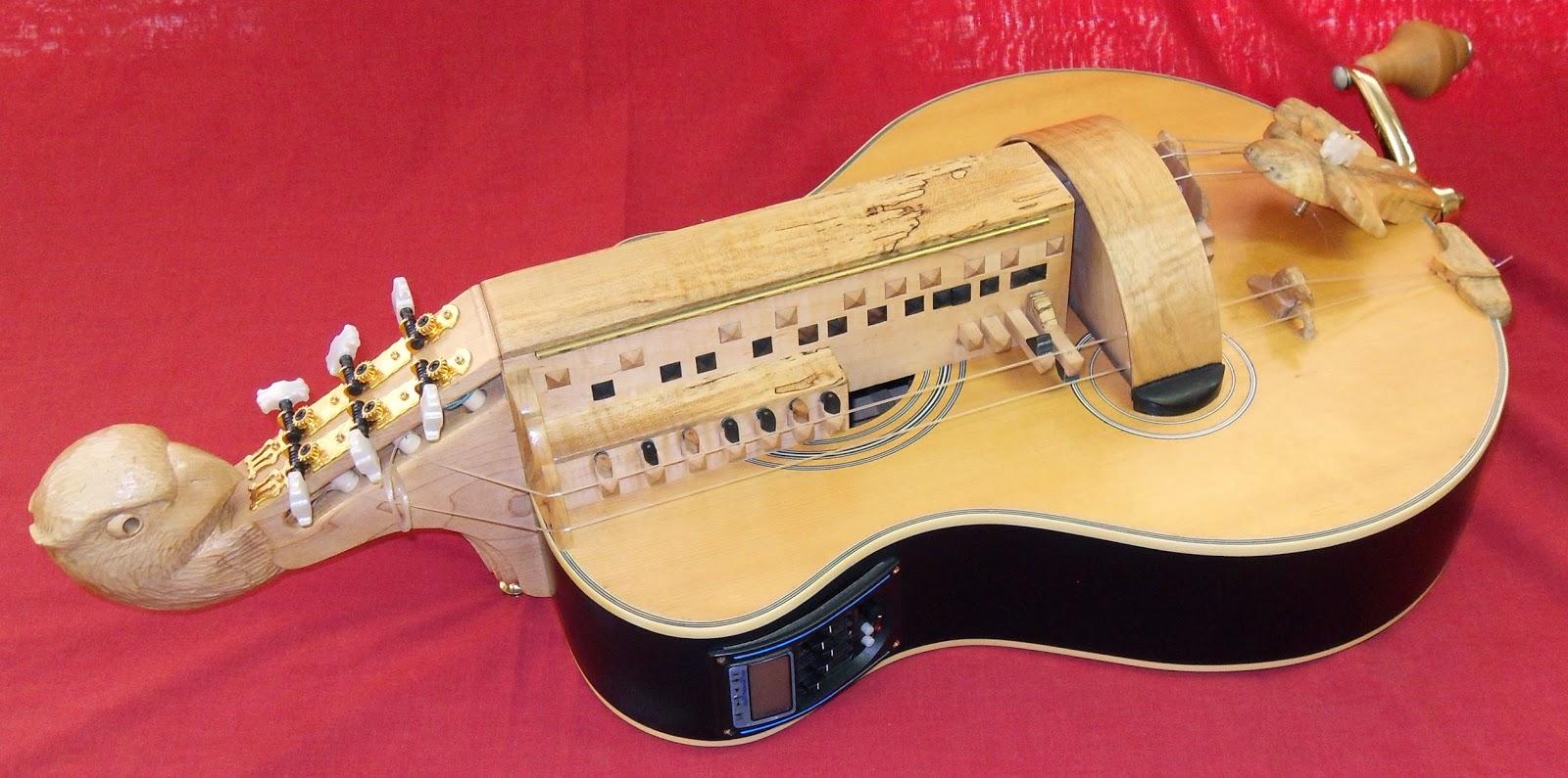 joel peyton luthier my hurdy gurdy. Black Bedroom Furniture Sets. Home Design Ideas