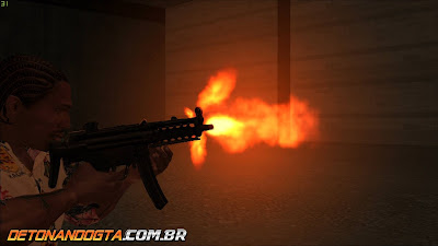 GTA SA - Combat FX Upgrade (Novos Efeitos em HD)