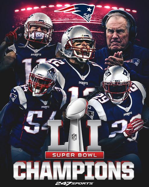 La dinastía más exitosa en la era del Super Bowl