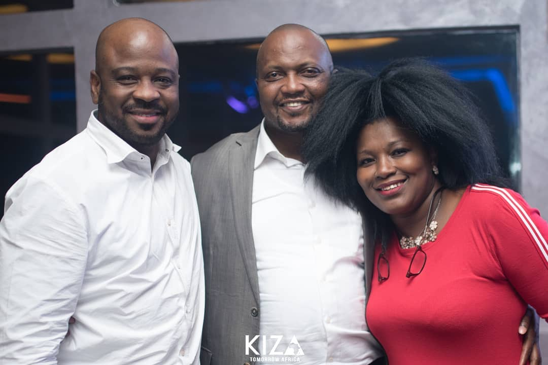 Exclusive Photos: How Moses Kuria Celebrated His Birthday With Rachel Shebesh At Kiza