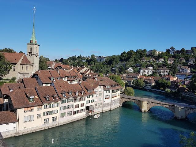 melhor época para conhecer Berna na Suíça