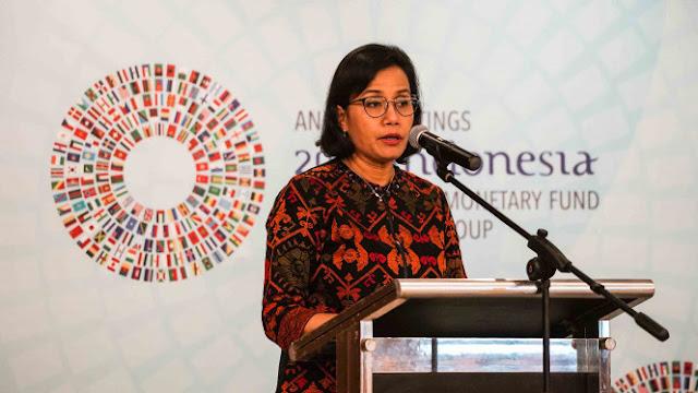 Sri Mulyani Akui Sistem Keuangan Syariah Bisa Hadapi Risiko Global