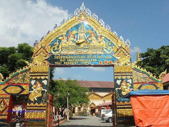 Pulau Pinang | Reclining Buddha at Wat Chayamangkalaram