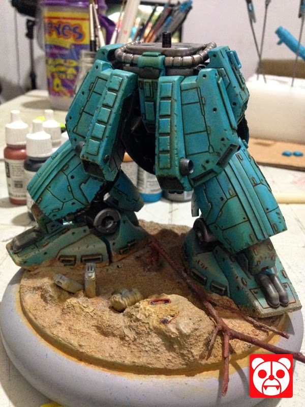 The Making of HGUC The O verDC23 photo