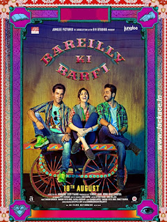 Bareilly Ki Barfi First Look Poster