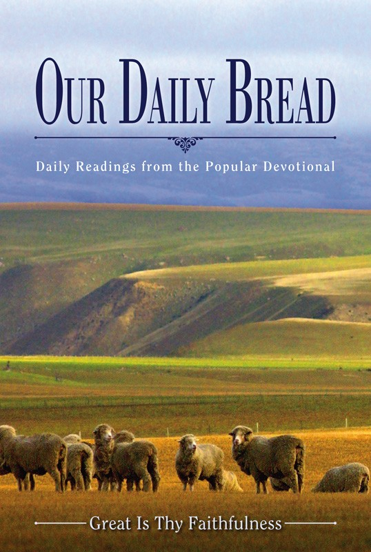 I have been receiving from 'Our Daily Bread' Ministry resources