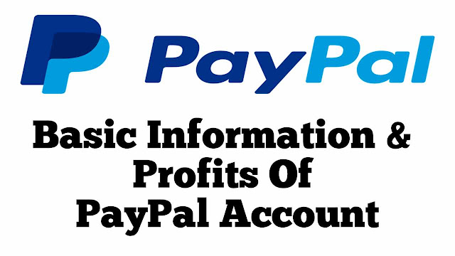 Basic information about PayPal