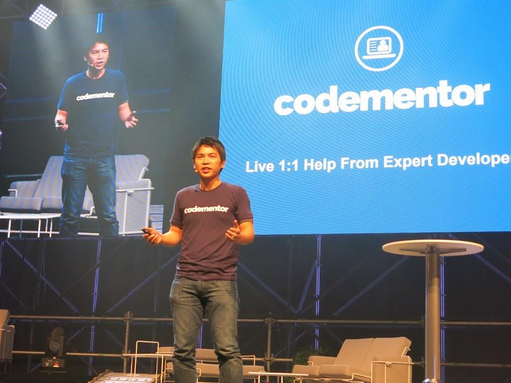 [芬蘭現場]台灣團隊Codementor,站上歐洲創業舞台!
