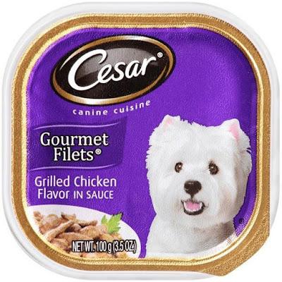 Filet Cesar vị gà nướng lúc lắc
