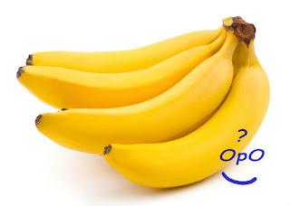 Opo - Manfaat buah pisang untuk kesehatan