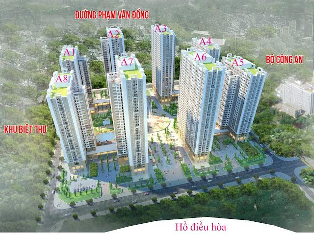 Chung cư An Bình City - Thành Phố Giao Lưu