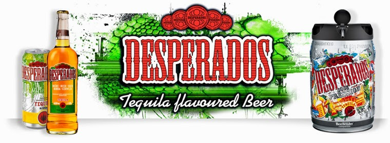 It S All About The Beer Desperados The Premium Beer That Makes The Difference